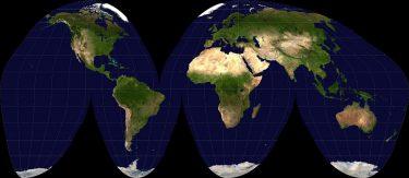 地図から見る世界