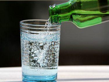 炭酸水について