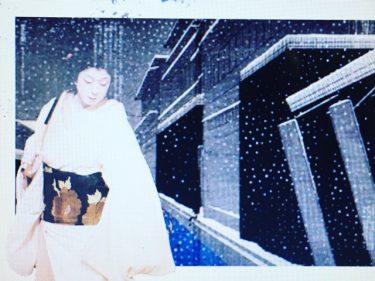 歌舞伎の美しさに憧れて