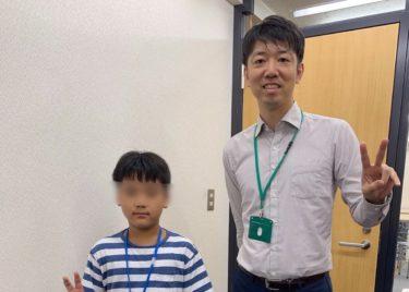 小学生のOさんに就労移行の1日体験をして頂きました!